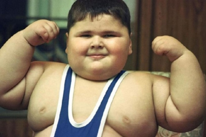жирный парень фото