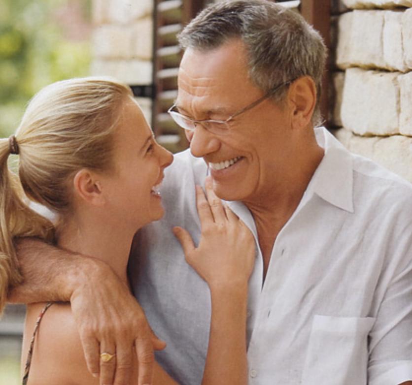 Первый секс с партнером в пожилом возрасте