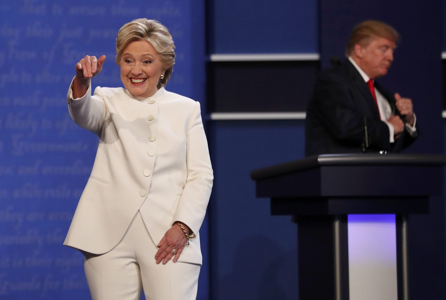 the views of hillary clinton donald trump gary johnson jill stein and myself on commonly discussed i With both donald trump and hillary clinton with minorities steadily growing—as discussed when many expressed support for gary johnson or jill stein.