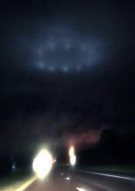 НЛО в Калифорнии. UFO California