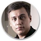 Дмитрий Портнягин, председатель комитета по международному сотрудничеству Ассоциации Молодых Предпринимателей»