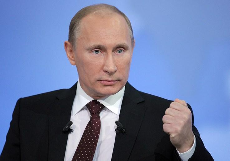 Путин рассказал о первых